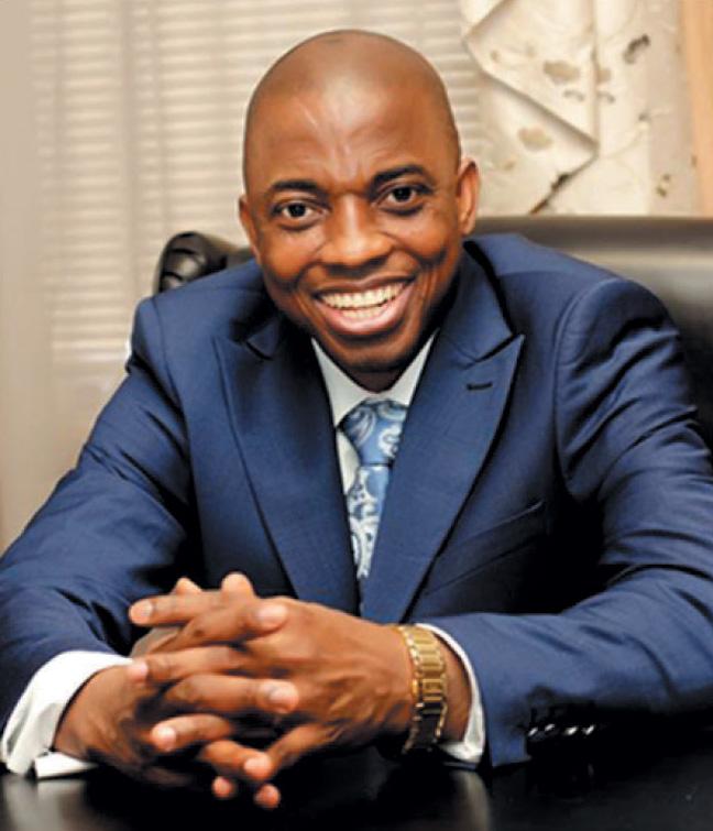 Mike Olawale